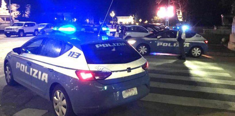 Polizia in azione, a Moschiano scoperta una bisca clandestina: in cinque nei guai