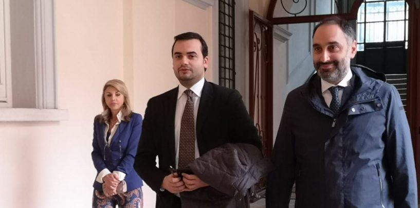 """Minacce al Procuratore D'Onofrio, la solidarietà di Gubitosa: """"Cittadini si stringano attorno a chi combatte la Camorra"""""""
