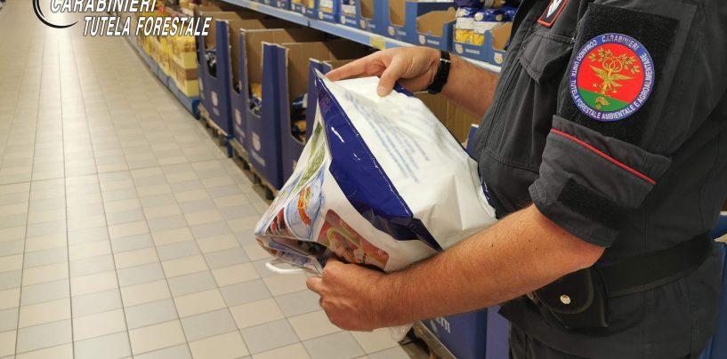 Alimenti privi di rintracciabilità, multe a Solofra e Nusco