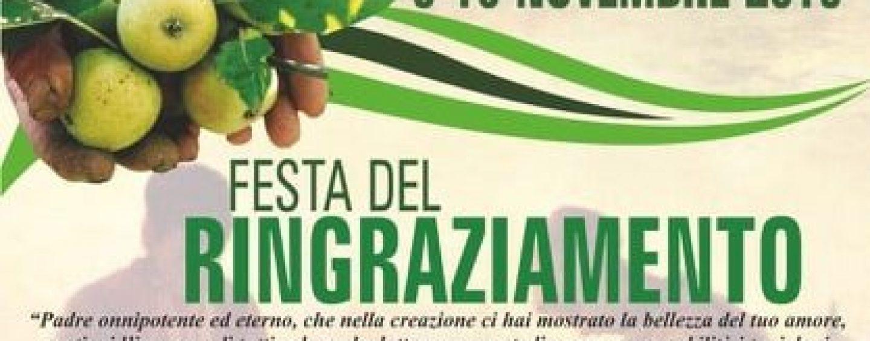 Convegno sull'agricoltura e Pranzo Contadino: a Grottolella la Festa del Ringraziamento si fa in due