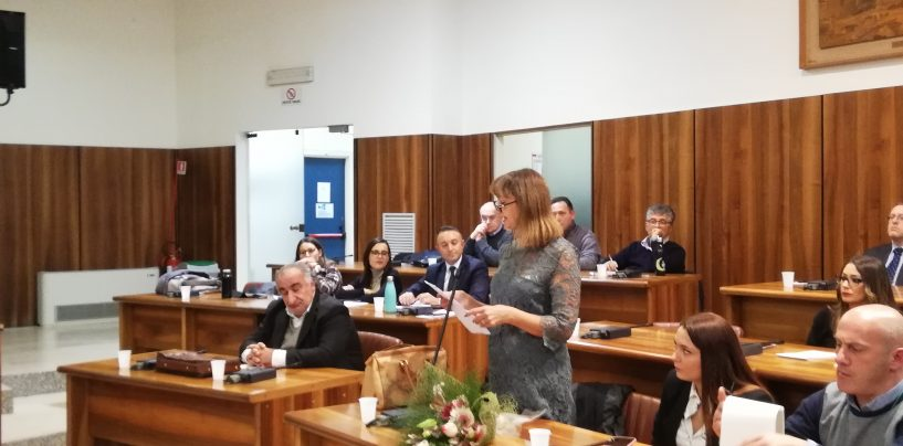 Francesca Medugno entra in consiglio