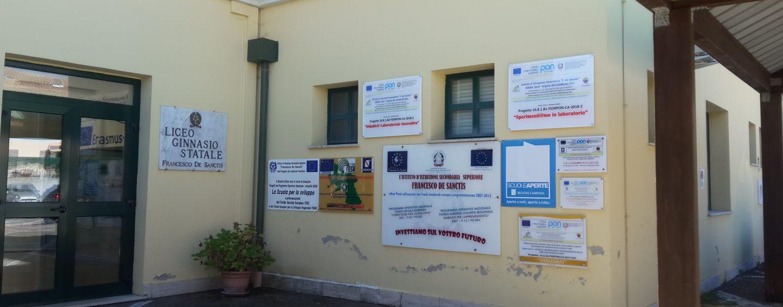 """Eduscopio 2019: il classico """"De Sanctis"""" di Sant'Angelo primo in Irpinia"""