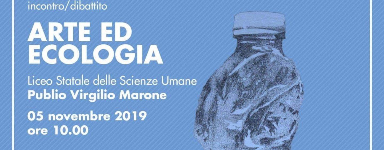 """""""Arte ed ecologia"""": stamane il dibattito al Liceo Statale """"Publio Virgilio Marone"""""""