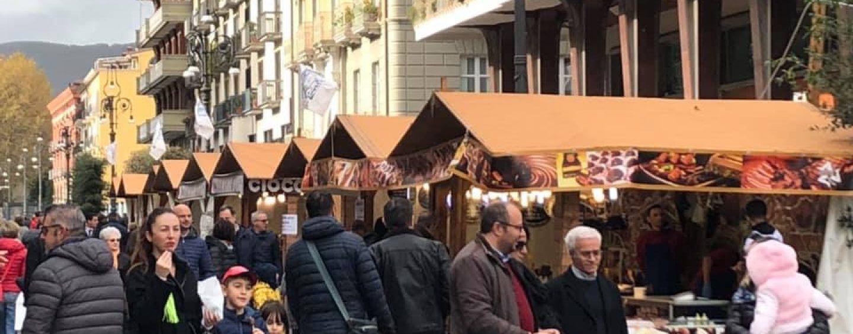 Festa del Cioccolato Artigianale, grande successo ad Avellino