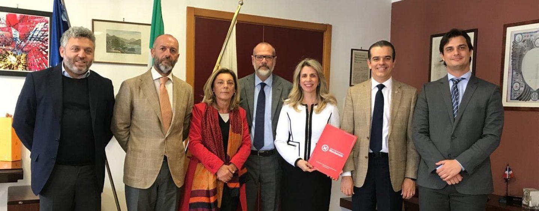 Unisa e Università di San Paolo del Brasile: al via la collaborazione tra i due atenei