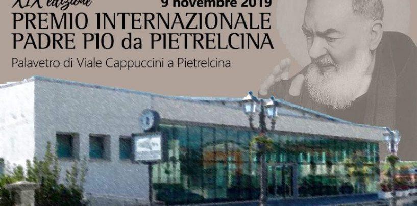 """Benevento, tutto pronto per il premio internazionale """"Padre Pio da Pietrelcina"""""""