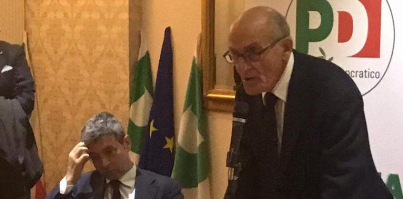 """Cennamo dà il benvenuto a Petracca: """"E' opportuno che il Pd allarghi i propri confini"""""""