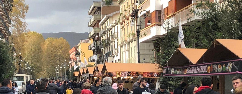 Ad Avellino continua il week end più dolce dell'anno
