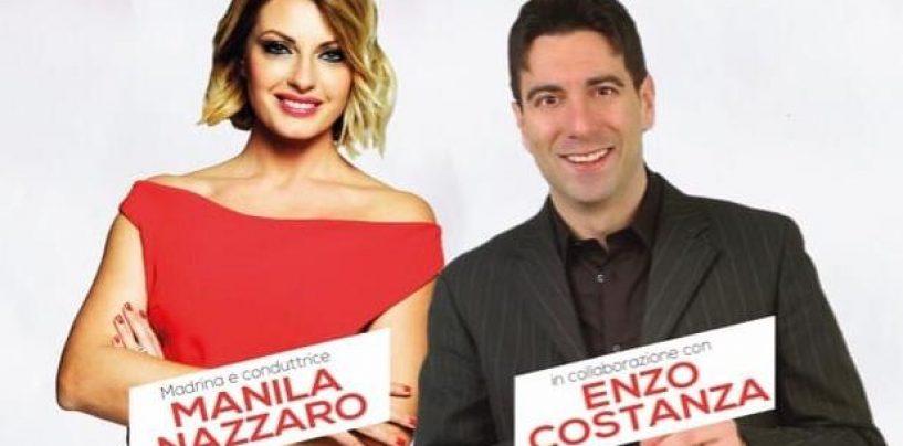 """""""Nozze d'autore"""" con Manila Nazzaro ed Enzo Costanza. Ad Ariano una grande vetrina sul wedding"""