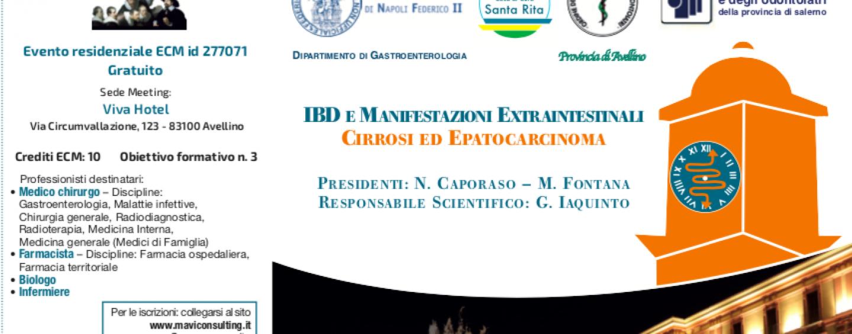 """Cirrosi ed Epatocarcinoma: due giorni di convegni al """"Viva Hotel"""" di Avellino"""