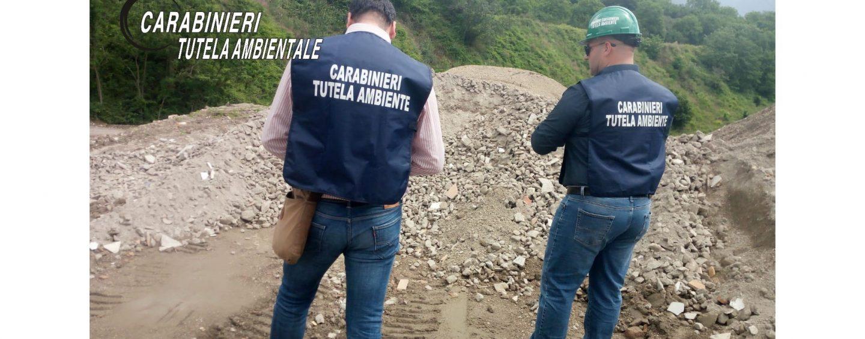 Benevento: rifiuti industriali smaltiti illecitamente, sequestro per 70mila euro