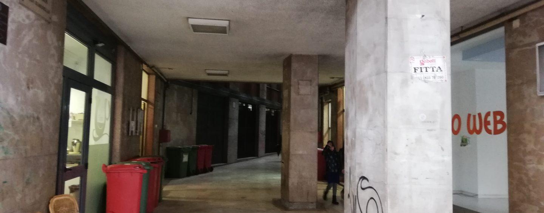 Avellino: allarme bomba sotto la galleria Ciardiello ma è solo un petardo