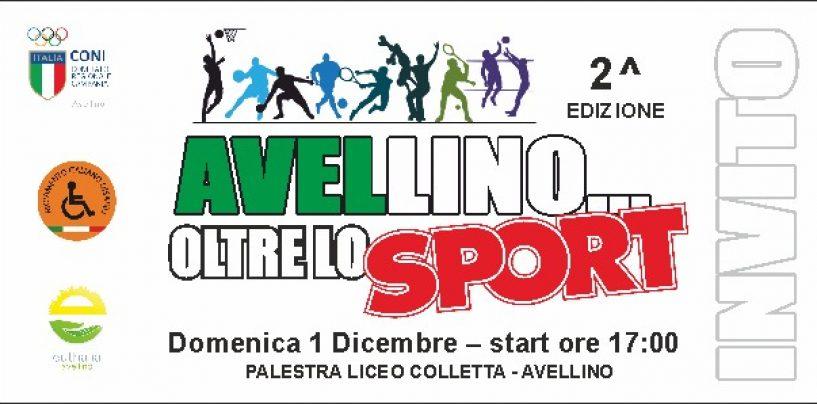 """""""Avellino oltre lo sport"""" celebra la giornata internazionale delle persone disabili"""