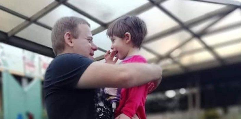 """""""La piccola Gioia non ce l'ha fatta: ora serve un aiuto per papà Giovanni"""". L'appello che corre sui social"""