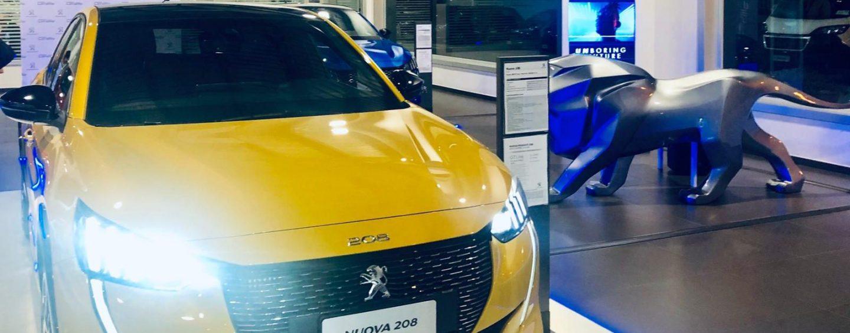 Nuova Peugeot 208 tutta da scoprire da Fratelli Cardillo
