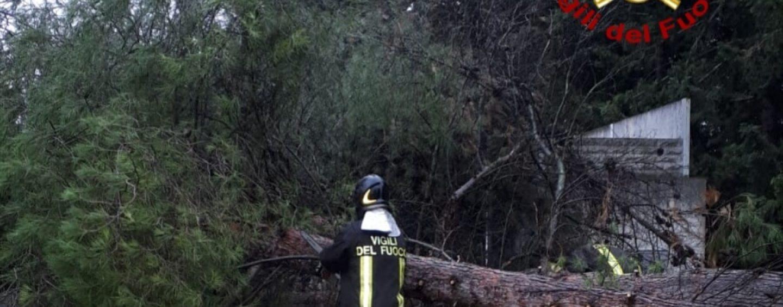 Maltempo: centralino dei vigili del fuoco di Avellino intasato dalle richieste di soccorso