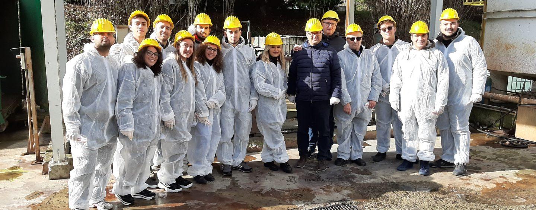 I futuri ispettori dell'Asl si formano allo Stir di Avellino