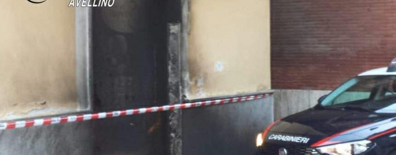 """Incendio al negozio di Via Fiume, la solidarietà di """"Noi Atripalda"""""""