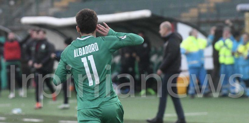 Avellino, acuto playoff al derby: Albadoro piega la Paganese