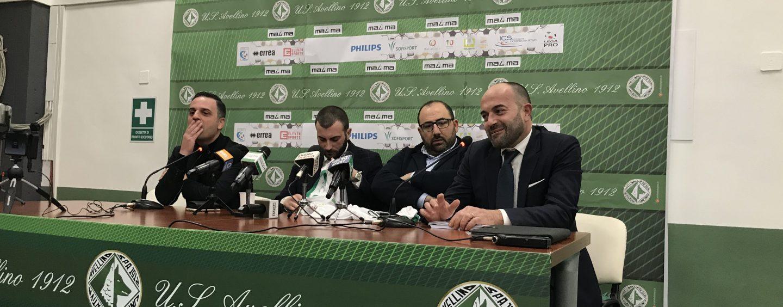 """Avellino, l'annuncio di Polcino: """"In arrivo altri due deferimenti"""""""