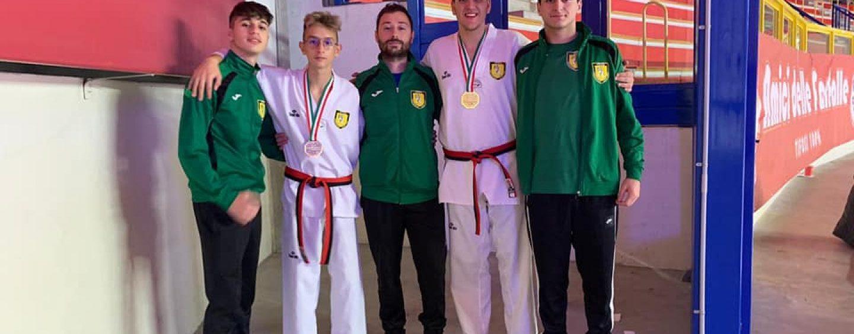 Asd Taekwondo Avellino, Vincenzo Giaquinto è campione d'Italia