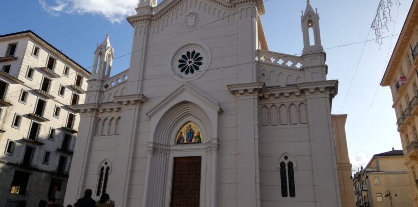 Avellino, nuovo parroco alla chiesa del Rosario: domenica l'insediamento