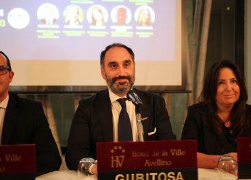 """FOTOGALLERY/ Gubitosa lancia la sfida del suo """"Team del Futuro"""""""