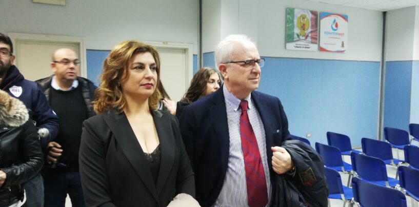 """Ospedale """"Landolfi"""", domani Morgante e Pizzuti non ci saranno al consiglio comunale convocato dal sindaco Vignola"""