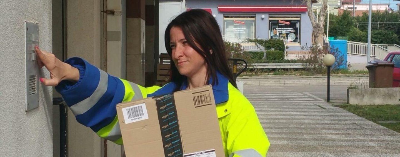 Più di un pacco su tre in Irpinia consegnato da Poste Italiane