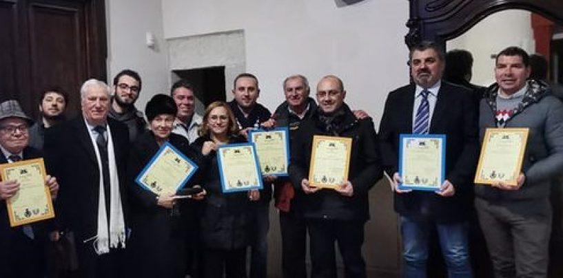 """""""Castello d'Oro"""": l'associazione Taurasium premia le eccellenze di Taurasi"""