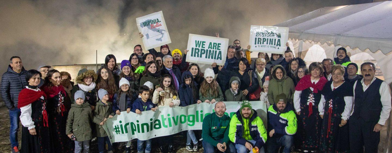 Il Pino Irpino, domani al via la carovana solidale