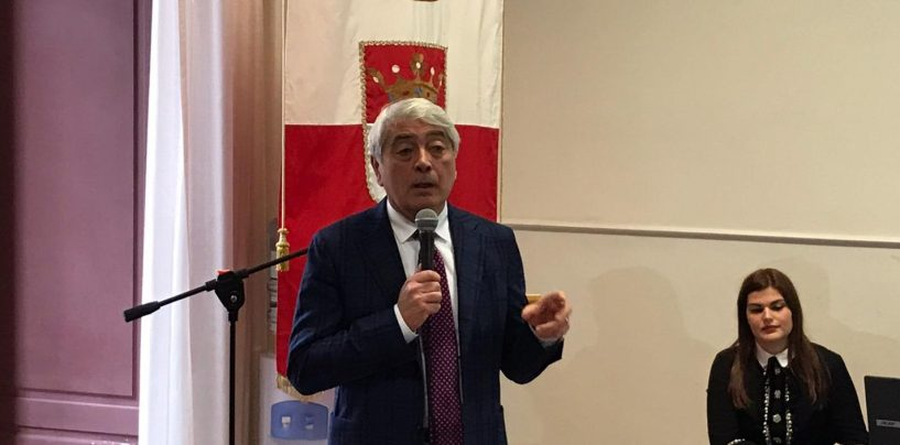"""Biancardi: """"Vicinanza e solidarietà al sindaco di Calabritto dopo l'incendio dell'auto"""""""