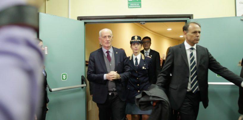"""Camorra, Gabrielli plaude alle recenti operazioni. """"Ma la guardia deve restare alta"""""""