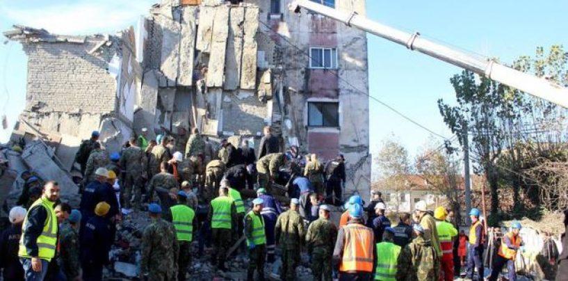 Terremoto in Albania: la Misericordia del Partenio raccoglie beni di prima necessità