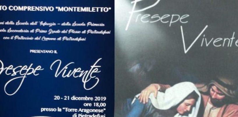 Presepi viventi in Irpinia: appuntamento a Montemiletto e Pietradefusi