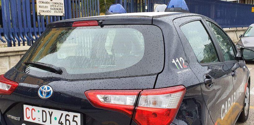 """Domicella: fondo agricolo adibito a""""cimitero"""" di auto, scatta la denuncia"""