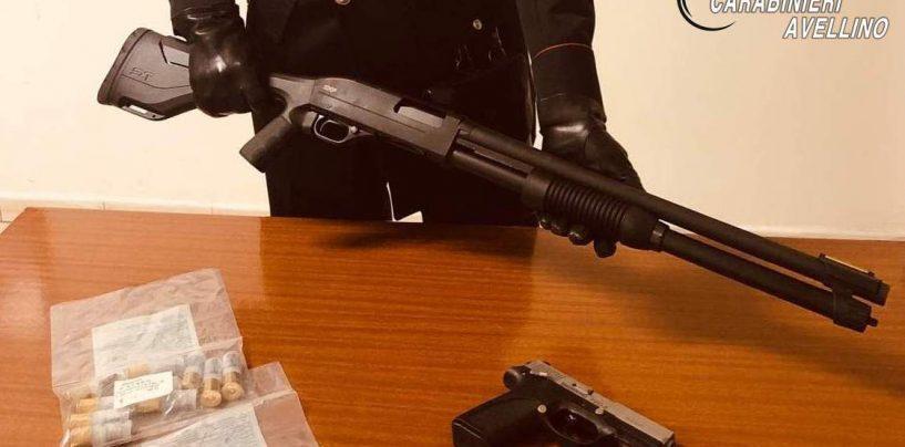 Grottaminarda: spara la notte di Capodanno con il fucile, il video su Intasgram lo incastra. Denunciato 30enne