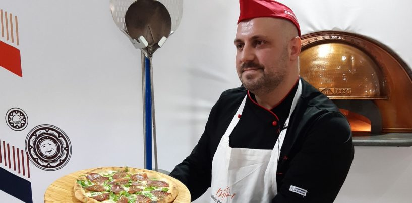 Master Pizza Champion, l'unico campano selezionato l'irpino Fabio Strazzella