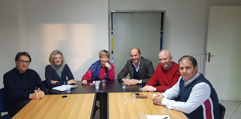 "Lioni-Grottaminarda, D'Amelio incontra sindacati e imprese: ""Cantiere a regime nel mese di febbraio"""