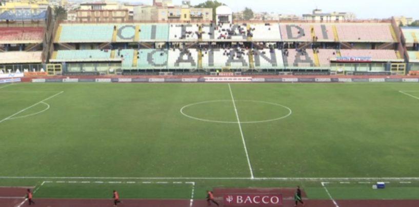 L'Avellino crolla ancora sul più bello: il Catania la spunta nel finale