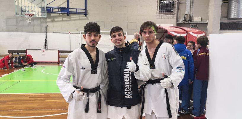 Internazionali taekwondo, quante medaglie per l'Accademia D'Alessandro