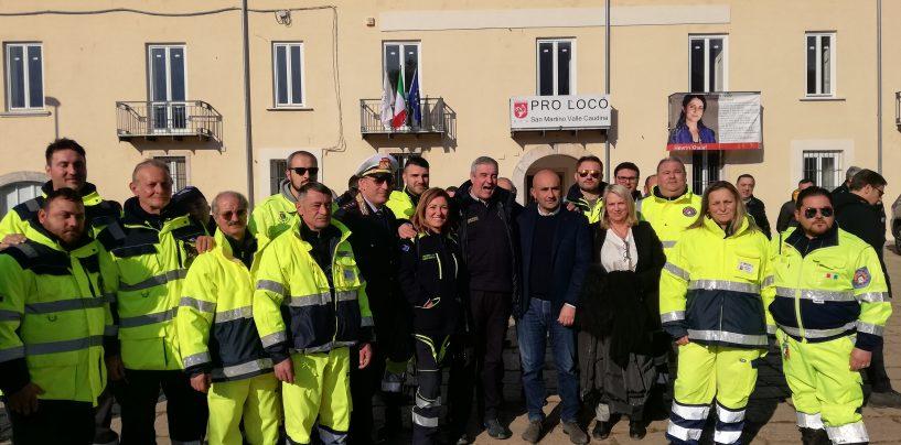 """""""A Celzi situazione drammatica"""". Il sindaco di Forino a San Martino. La Regione: chiederemo aiuto al Governo"""