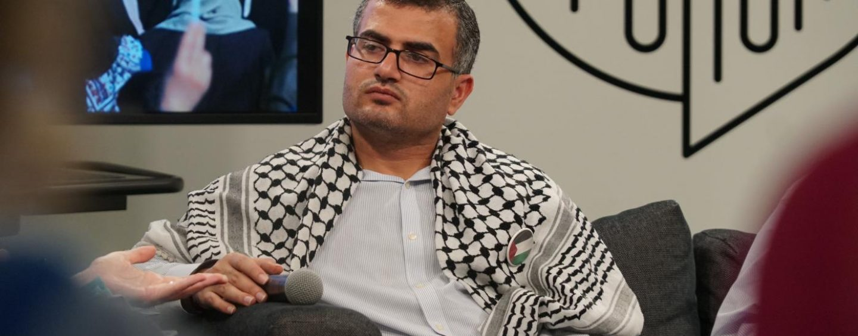 Mercoledì 8 gennaio tappa ad Avellino per il giornalista palestinese Ahmed Abu Artema
