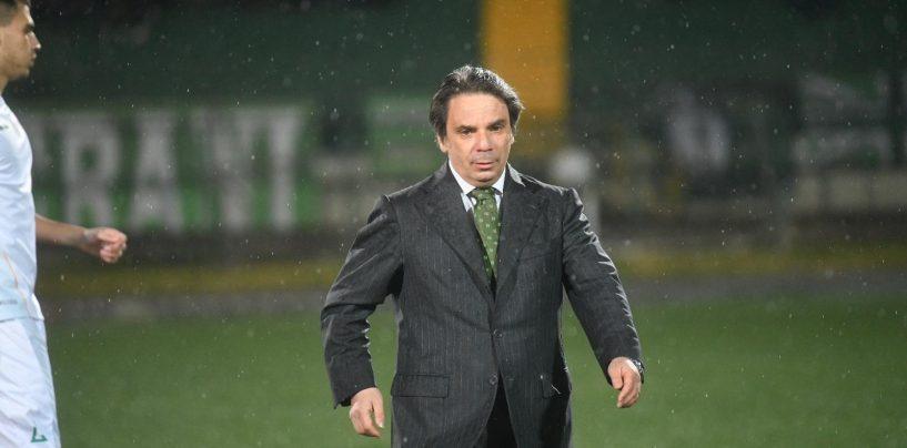 """Avellino-Picerno, Capuano: """"Subito innesti o diventa uno strazio"""""""