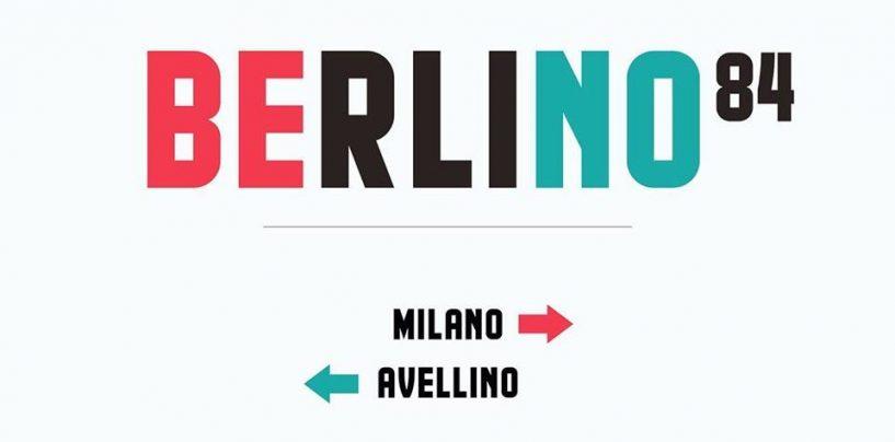"""""""Milano-Avellino"""", online il nuovo singolo dell'irpino Berlino 84"""