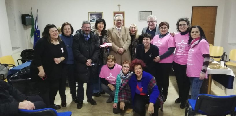 Amos Partenio a Grottolella con visite gratuite e condivisione