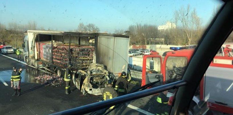 Schianto sulla A16 fra Baiano e Tufino: muore automobilista
