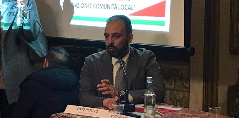"Caos U.S. Avellino, Petitto: ""Festa intervenga, imprenditori irpini contribuiscano"""