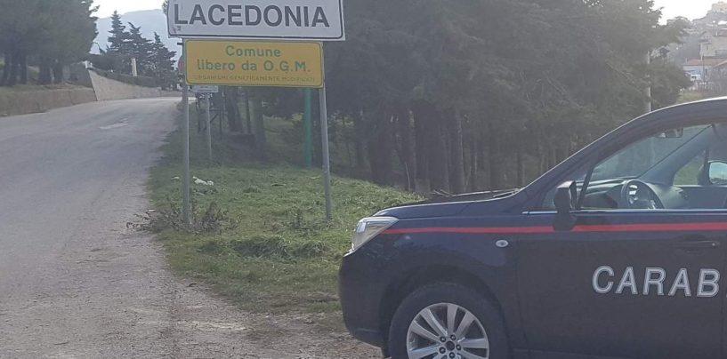 Furto in abitazione a Lacedonia: tre ladri beccati sul fatto dai carabinieri