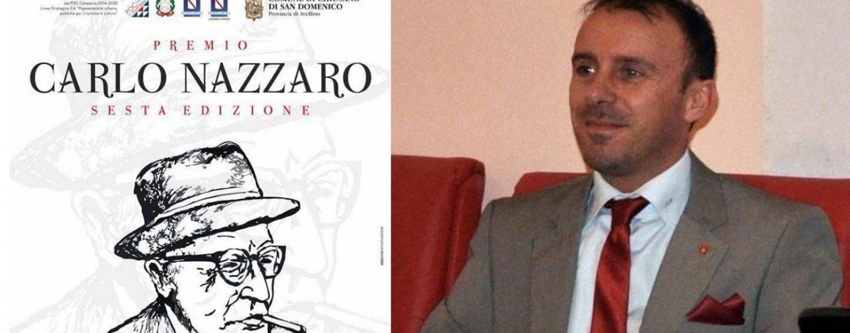 """""""Premio Carlo Nazzaro"""", menzione speciale per il dott. Salvatore Pignataro"""
